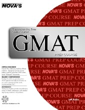 GMAT Prep Course Cover