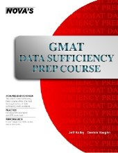 GMAT Data Sufficiency Prep Course Cover