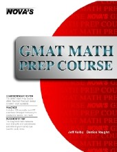 GMAT Math Prep Course cover