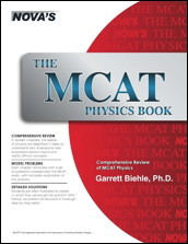MCAT Physics Book cover