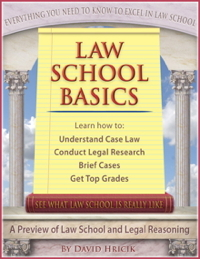 Law School Basics book