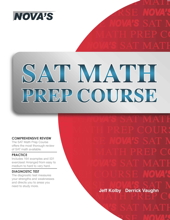 SAT Math Prep Course Cover