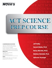 ACT Science Prep Course Cover