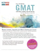 Gmat sentence correction pdf