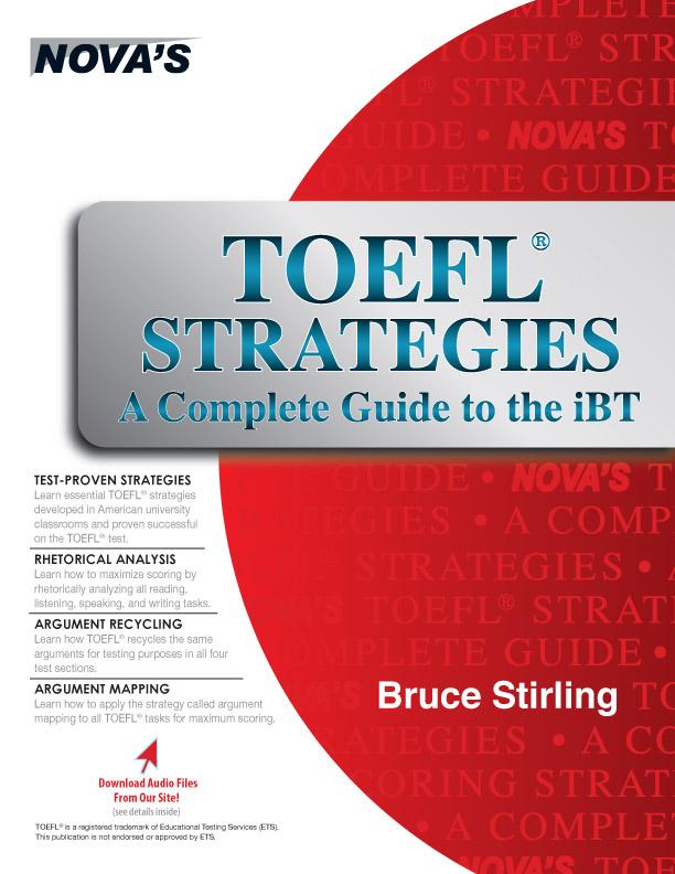 TOEFL iBT Prep Book